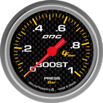 ODG Manômetro Carbon Boost 1 BAR 66,7 mm