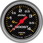 ODG Manômetro Carbon Boost 4 BAR 66,7 mm