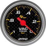 ODG Manômetro Carbon Vac -1 BAR 52 mm