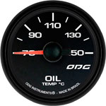 ODG Indicador Dakar Full Color Oil Temp 52 mm