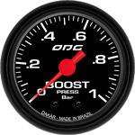 ODG Manômetro Dakar Boost 1 BAR 52 mm