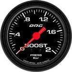 ODG Manômetro Dakar Boost 2 BAR 66,7 mm