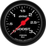 ODG Manômetro Dakar Boost 3 BAR 66,7 mm