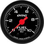 ODG Manômetro Dakar Fuel 10 BAR 52 mm