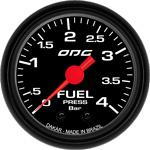 ODG Manômetro Dakar Fuel 4 BAR 52 mm