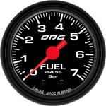 ODG Manômetro Dakar Fuel 7 BAR 52 mm