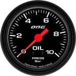 ODG Manômetro Dakar Oil 10 BAR 66,7 mm