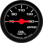 ODG Indicador Dakar Oil Temp 52 mm