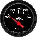 ODG Indicador Dakar Oil Temp 66,7 mm