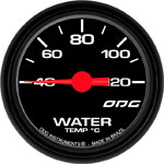 ODG Indicador Dakar Water Temp 52 mm