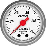 ODG Manômetro Drag Boost 1 BAR 52 mm