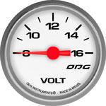 ODG Indicador Drag Volt 52 mm