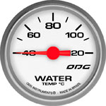 ODG Indicador Drag Water Temp 52 mm