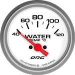 ODG Indicador Drag Water Temp 66,7 mm