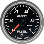 ODG Manômetro Evolution Full Color Fuel 1 BAR 52 mm ELÉTRICO