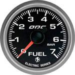 ODG Manômetro Evolution Full Color Fuel 7 BAR 52 mm ELÉTRICO