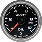 ODG Manômetro Evolution Full Color Oil 10 BAR 52 mm ELÉTRICO