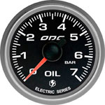 ODG Manômetro Evolution Full Color Oil 7 BAR 52 mm ELÉTRICO