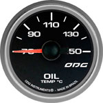 ODG Indicador Evolution Full Color Oil Temp 52 mm