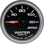 ODG Indicador Evolution Full Color Water Temp 52 mm