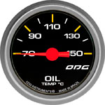 ODG Indicador Evolution Oil Temp 52 mm
