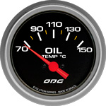 ODG Indicador Evolution Oil Temp 66,7 mm