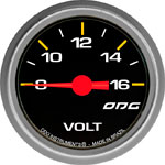 ODG Indicador Evolution Volt 52 mm