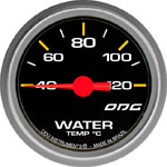 ODG Indicador Evolution Water Temp 52 mm