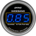ODG Wideband Evolution LSU4.2 52 mm