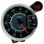 ODG Contagiros Fusca Aro Prata 8.000 RPM 127 mm Grafia Verde