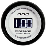 ODG Wideband Mustang II LSU4.2 52 mm