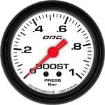 ODG Manômetro Mustang Boost 1 BAR 66,7 mm