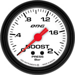 ODG Manômetro Mustang Boost 2 BAR 66,7 mm