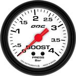 ODG Manômetro Mustang Boost 4 BAR 66,7 mm