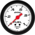 ODG Manômetro Mustang Fuel 1 BAR 66,7 mm
