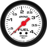 ODG Manômetro Mustang Fuel 4 BAR 66,7 mm