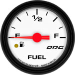 ODG Indicador Mustang Fuel Level 52 mm