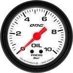 ODG Manômetro Mustang Oil 10 BAR 66,7 mm
