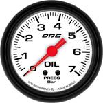 ODG Manômetro Mustang Oil 7 BAR 66,7 mm