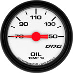 ODG Indicador Mustang Oil Temp 52 mm