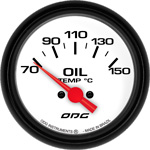 ODG Indicador Mustang Oil Temp 66,7 mm