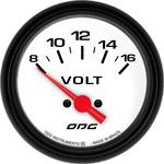 ODG Indicador Mustang Volt 66,7 mm