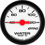 ODG Indicador Mustang Water Temp 52 mm