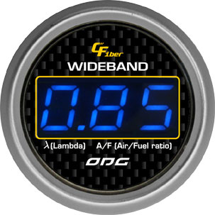 ODG Wideband Carbon LSU4.2 52 mm